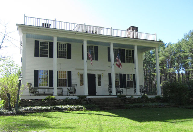 The Weathersfield Inn - I cannot wait to try it with my friends - hint !!!