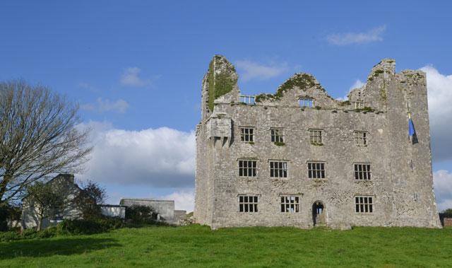Lemanagh Castle
