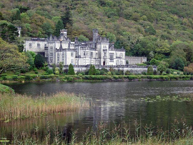 Obligatory image of Kylemore Abbey