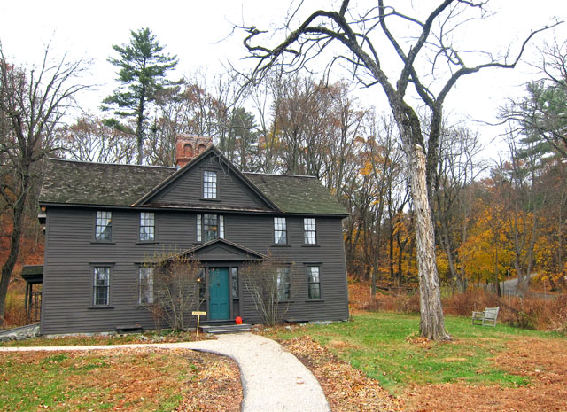 ORCHARD HOUSE - Home of the Alcotts - Concord, MA