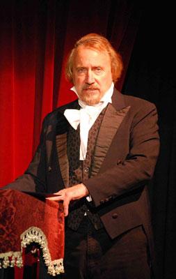 Mr. Charles Dickens