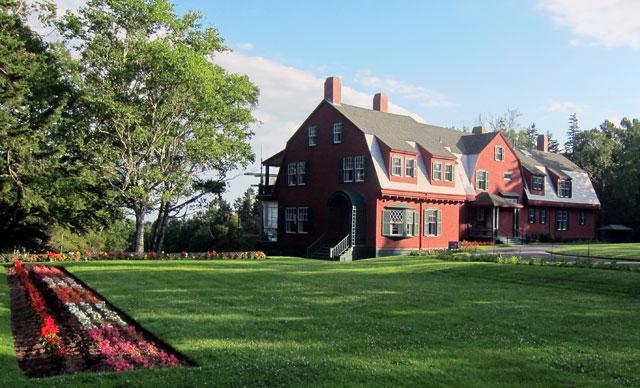 The Roosevelt Cottage