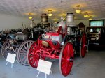 Early fire fighting equipment made in New Hampshire