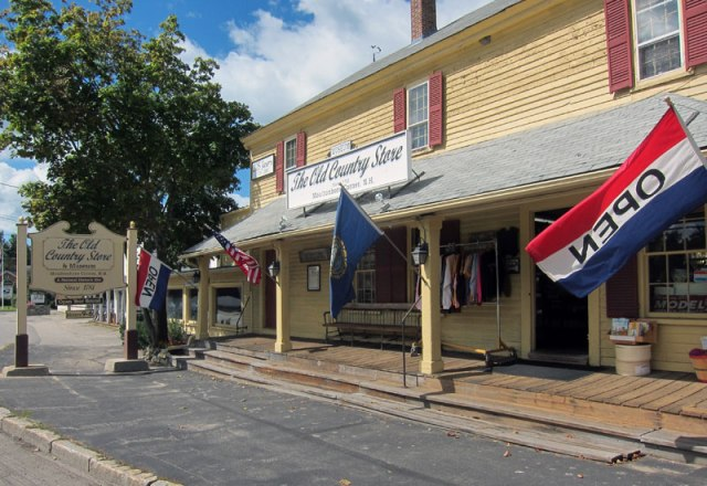 Moultonborough Country Store and Museum - NH