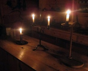 Candle-4