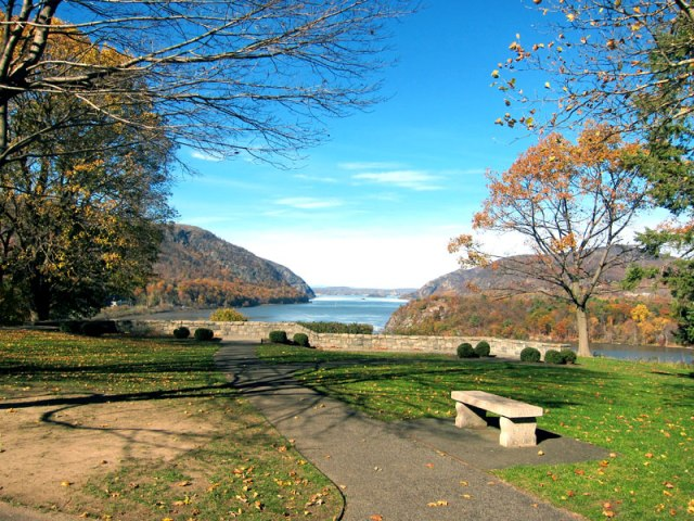 Trophy Point - West Point Military Academy