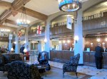 Lobby of the Thayer Hotel