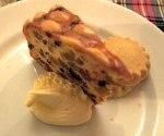 DUNDEE CAKE - Devonshire cream, shortbread