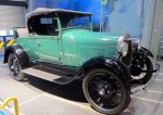 """1929 Model A Ford - this was my """"first car"""""""