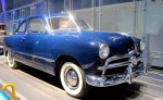 1949 Ford - first production model after the war.