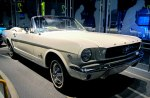 """1965 Mustang Convertible. Had my Mustang """"stage"""" owning both a 1965 Convertible and a 1966 Hardtop"""