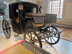 Teddy Roosevelt (and others) carriage