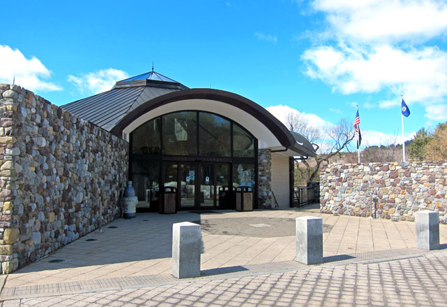 Sharon Welcome Center and Vermont Vietnam Veterans Memorial