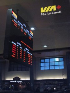 GARE CENTRALE - VIA RAIL