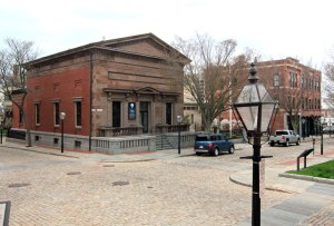 Visitor Center - New Bedford Whaling National Historical Park.