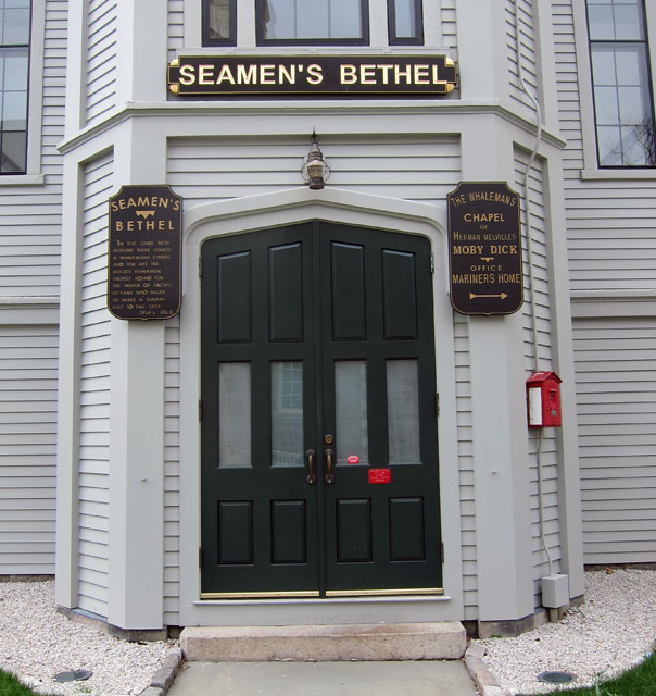 Seaman's Bethel - New Bedford, Massachusetts