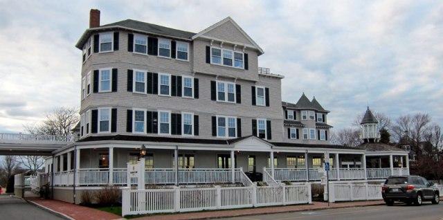 Harbor View Hotel, Edgartown, Massachusetts
