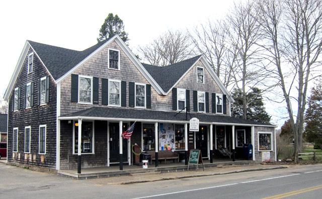 Alley's General Store - 1858 - West Tisbury, Massachusetts