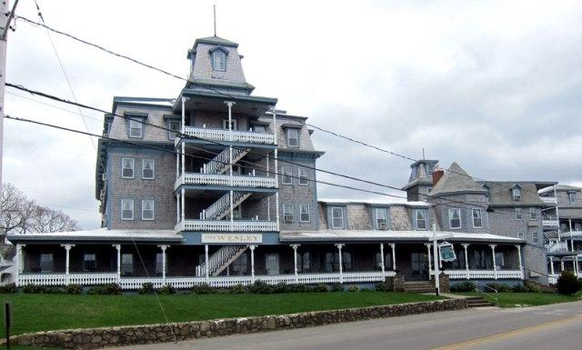 The Wesley Hotel, Oak Bluffs, Massachsetts
