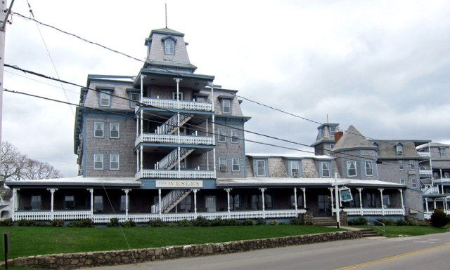 The Wesley Hotel, Oak Bluffs, Massachsetts