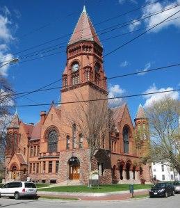 Fairhaven, Massachusetts Town Hall