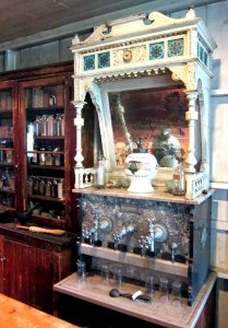 Talk about fantastic. How is this soda fountain?