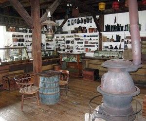 J. C. MERRITT STORE at Museum Village, Monroe, NY