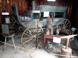 The Tinker's Cart
