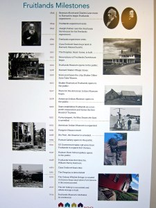 History Timeline of FRUITLANDS - Harvard, Massachusetts