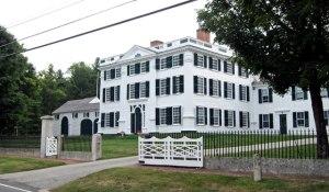 Barrett House, New Ipswich, NH