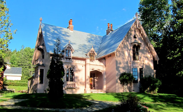 Vermont State Historic Site of Senator Justin S. Morrill