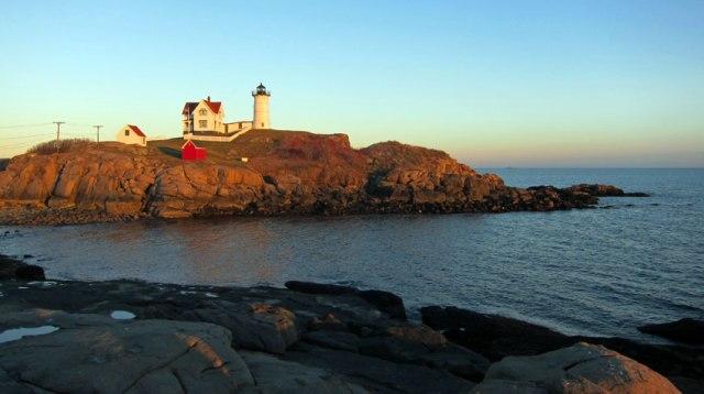 Nubble Light - 1879 - Cape Neddick, Maine