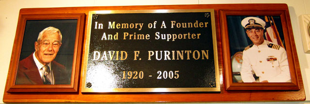 Capt. David F. Purinton