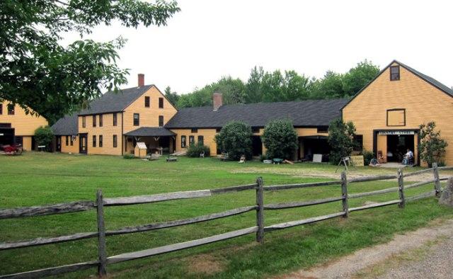NH Farm Museum, Milton, NH