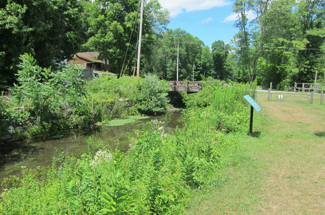 D&H Linear Canal Park. Near Summitville, NY