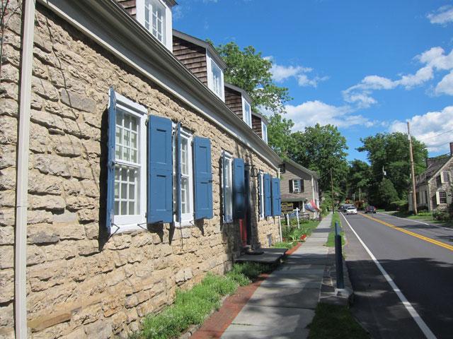 Stone Houses - Hurley, NY