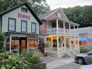 Another view, Main Street, Chester, Connecticut