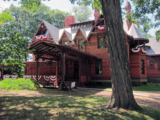 Mark Twain House - Hartford, CT