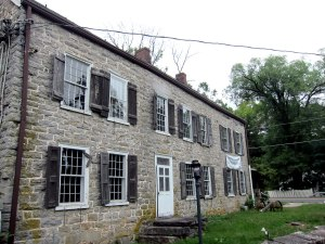 1797 DePuy Canal House to be restored.