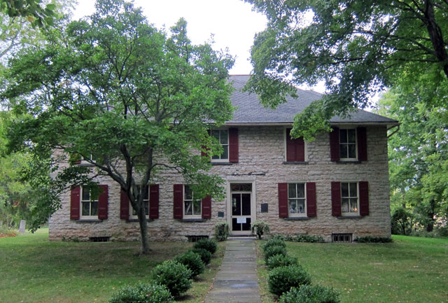 Bevier House - circa 1690