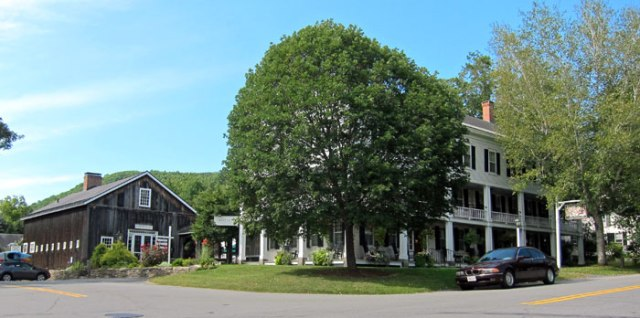 The Inn at Grafton, Vermont and the Phelps Barn Tavern