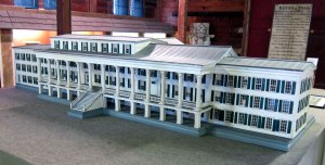 Model of the Catskill Mountain House
