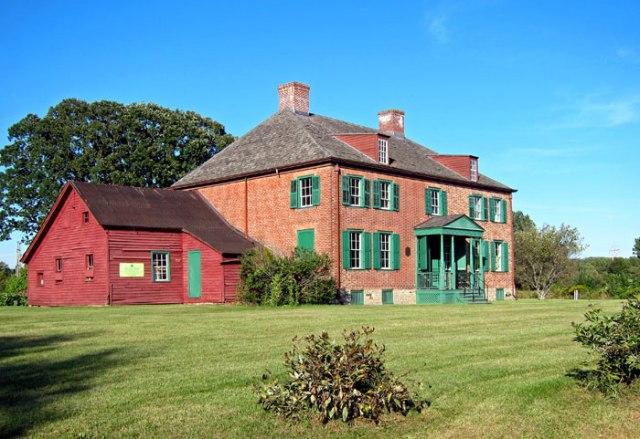 The Knickerbocker Mansion - 1780s - Schaghticoke, NY