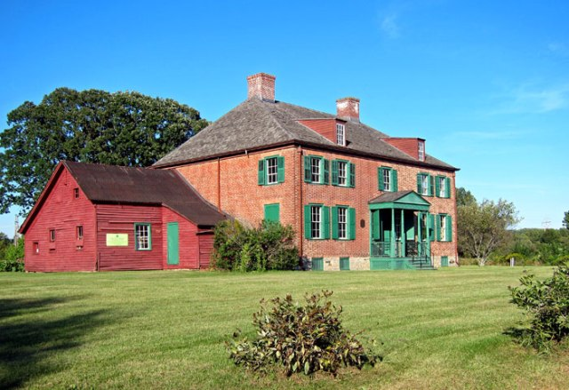 The Knickerbocker Mansion - 1780s - Schaghticoke, NY