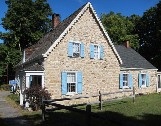 Old Guard House c1685 - Hurley, NY