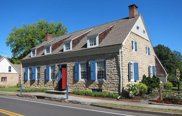 Van Deusen House, 1723, Hurley, NY