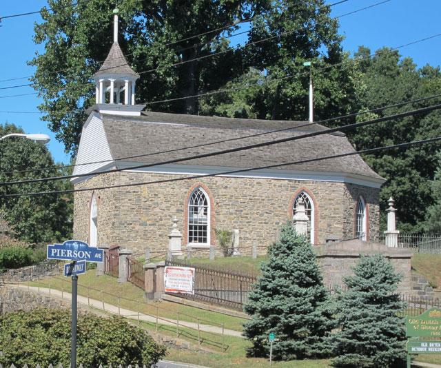 Old Dutch Church - Sleepy Hollow, NY