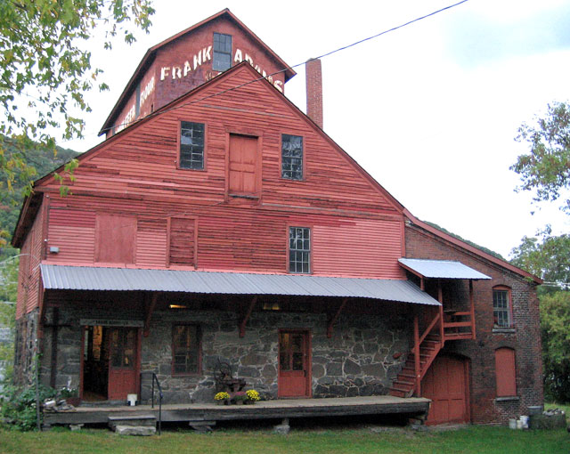 Bellows Falls Historical Society - Adams Grist Mill Museum