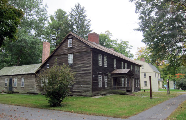 Frary House - Historic Deerfield