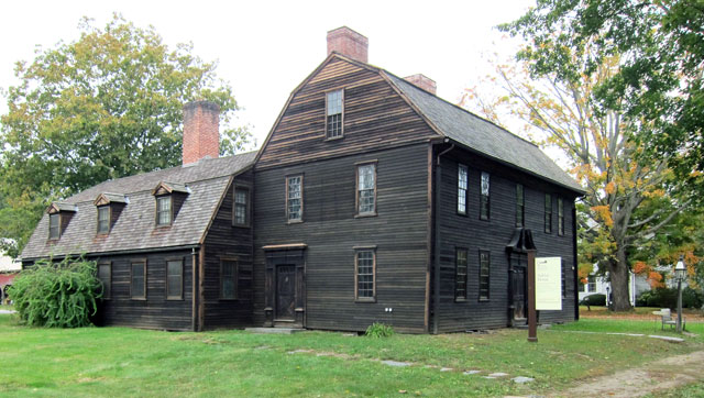 Ashley House - Historic Deerfield